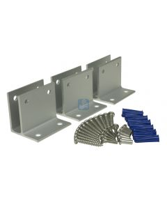 F/L Wall Mount Kit for 3/4 in.
