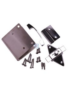 """Repair Kit for Outswing 1"""" Doors Round Edge W/Pull"""
