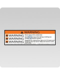 Warning Label for all BCS's