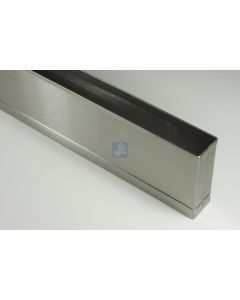 Pilaster Shoe 3in High Square Edge